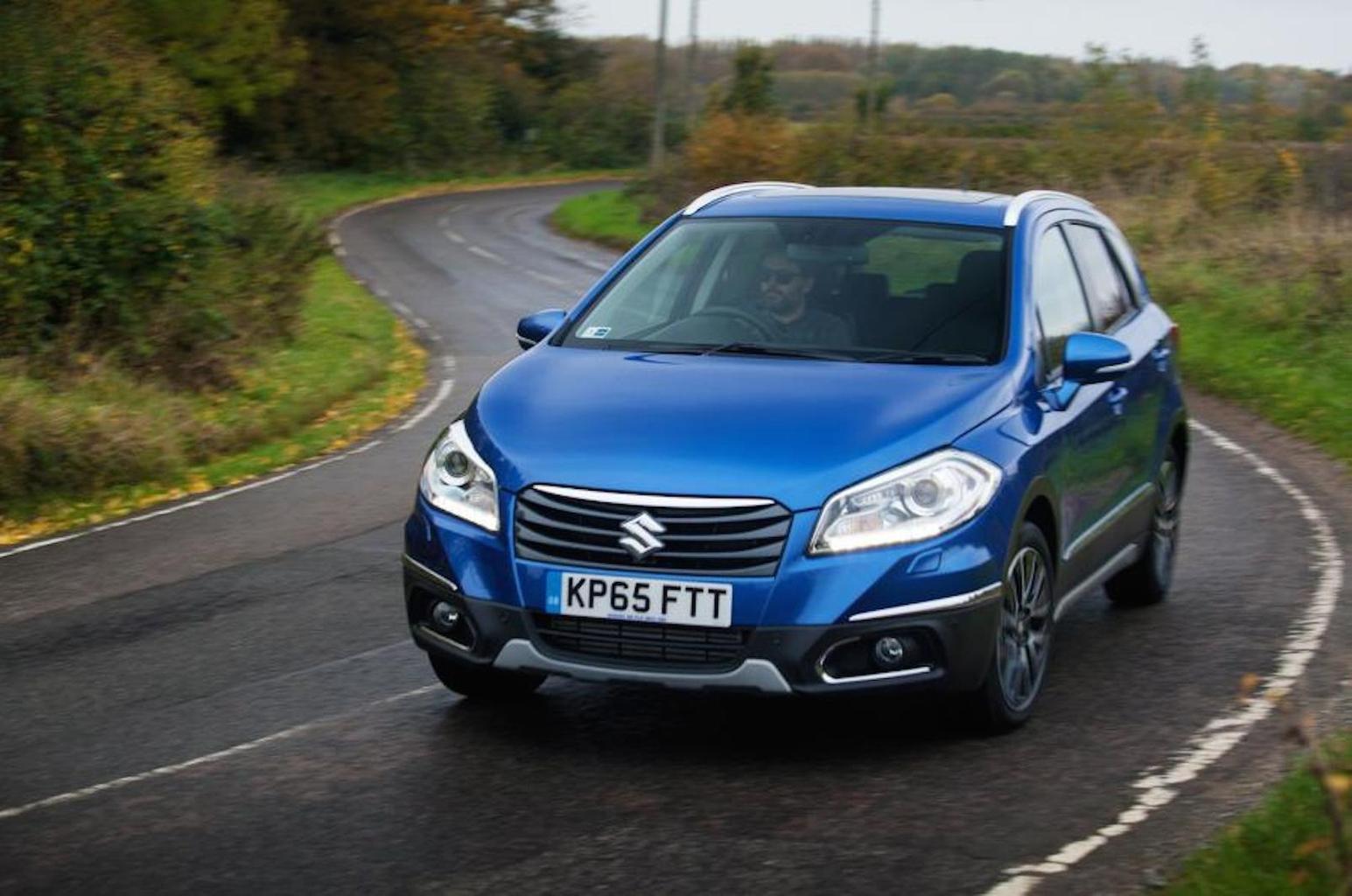 2015 Suzuki SX4 S-Cross 1.6 DDIS ALLGRIP TCSS review