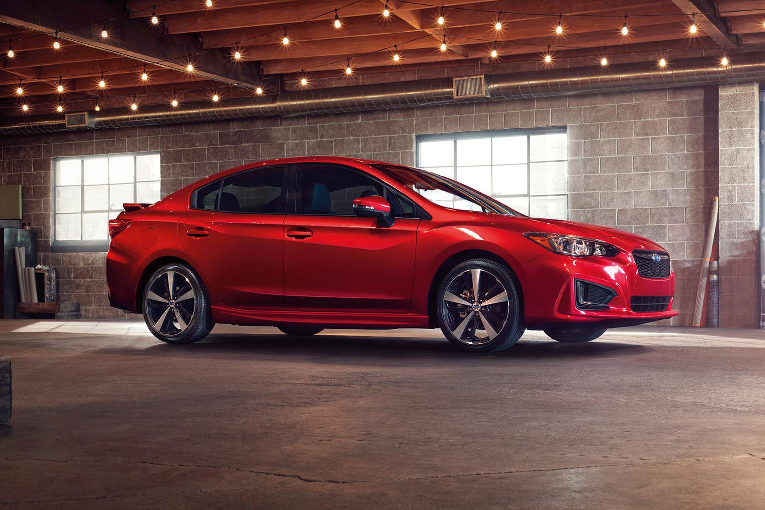 New Subaru Impreza revealed ahead of New York motor show