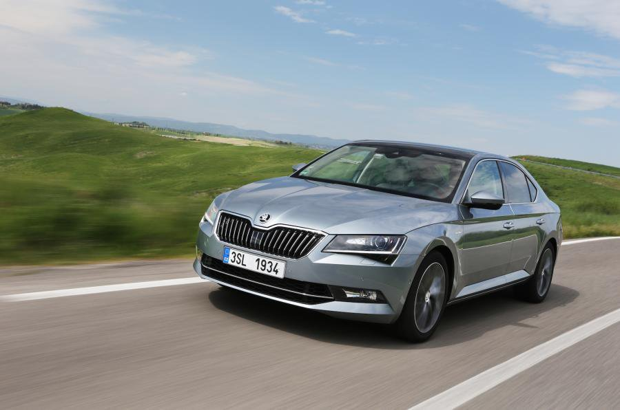 Deal of the Day: Skoda Superb