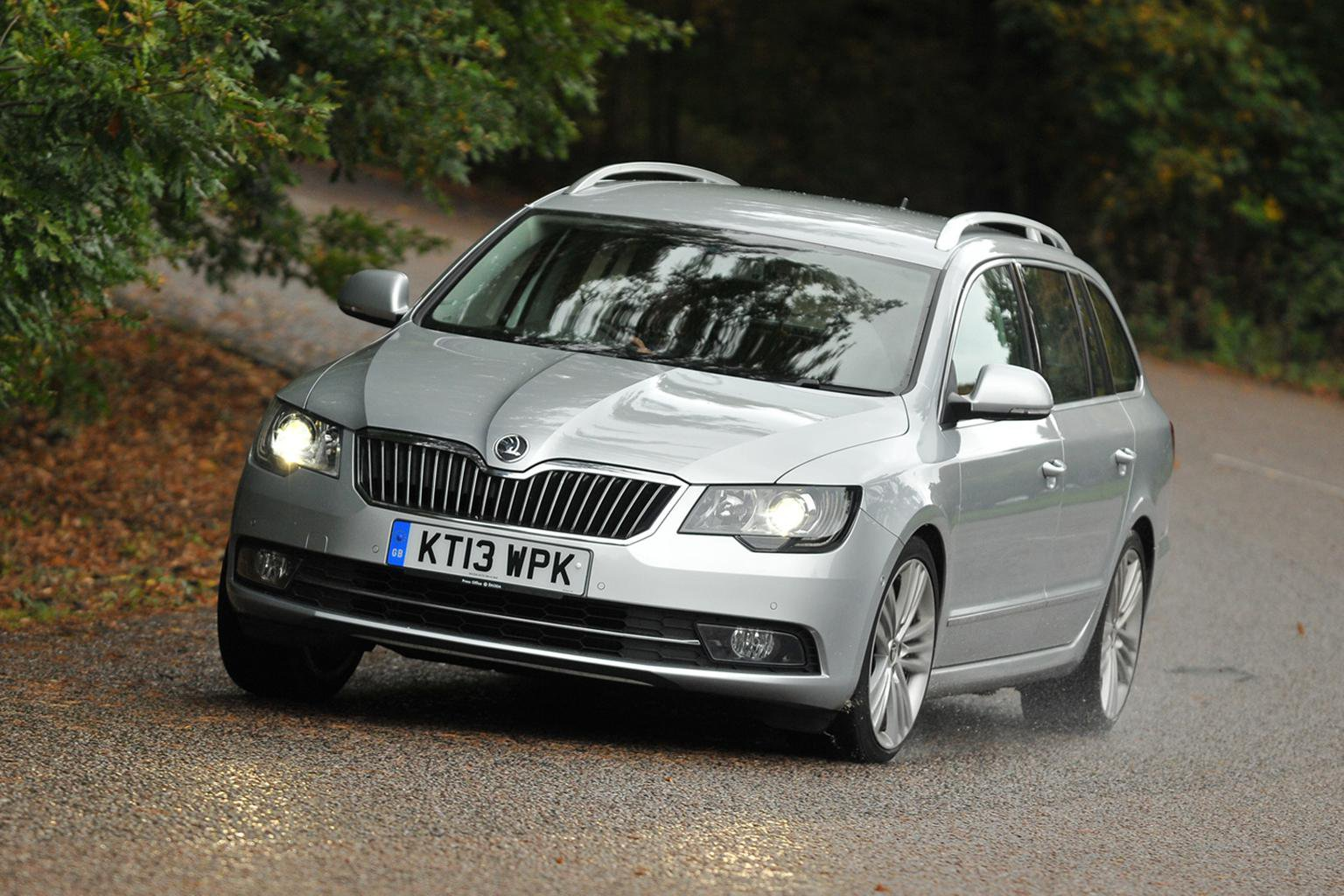 Deal of the Day: Skoda Superb Estate