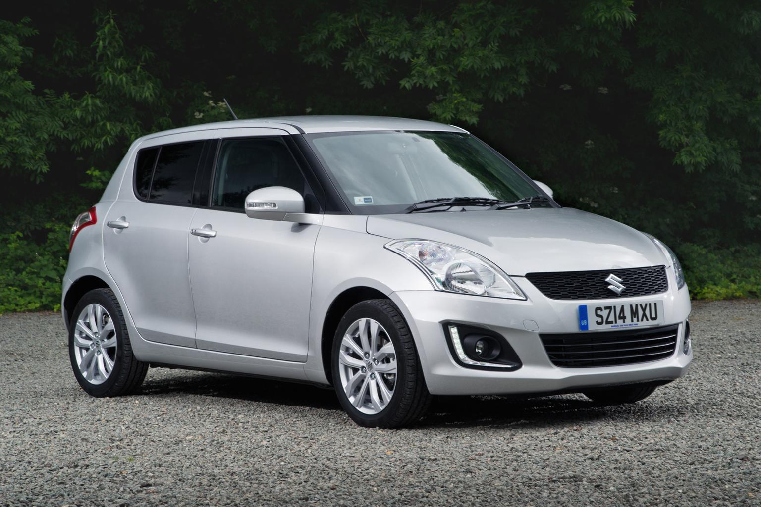 News round-up: Suzuki Swift upgrades, and Renault and Caterham split
