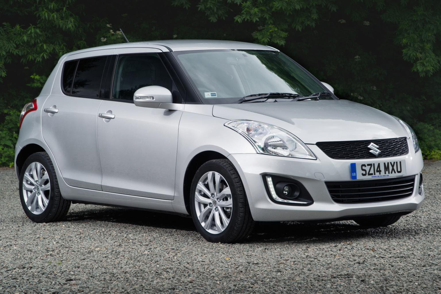 2014 Suzuki Swift SZ4 review