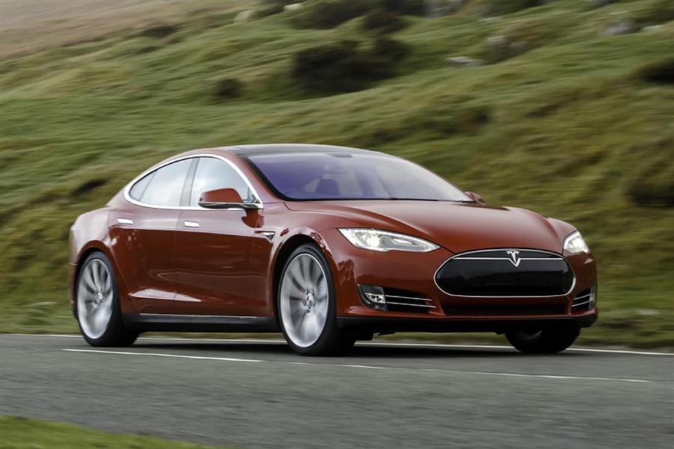 2015 Tesla Model S 70D review