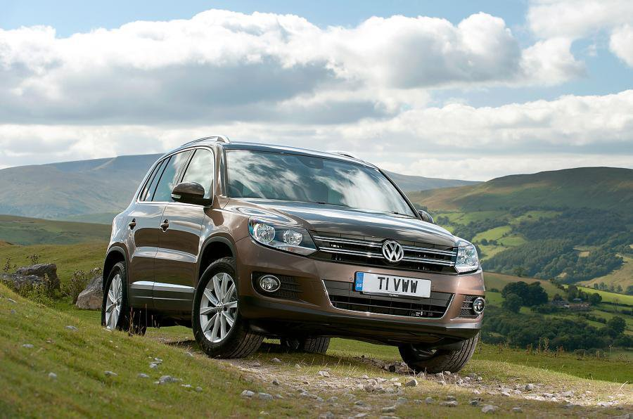 Deal of the day: VW Tiguan