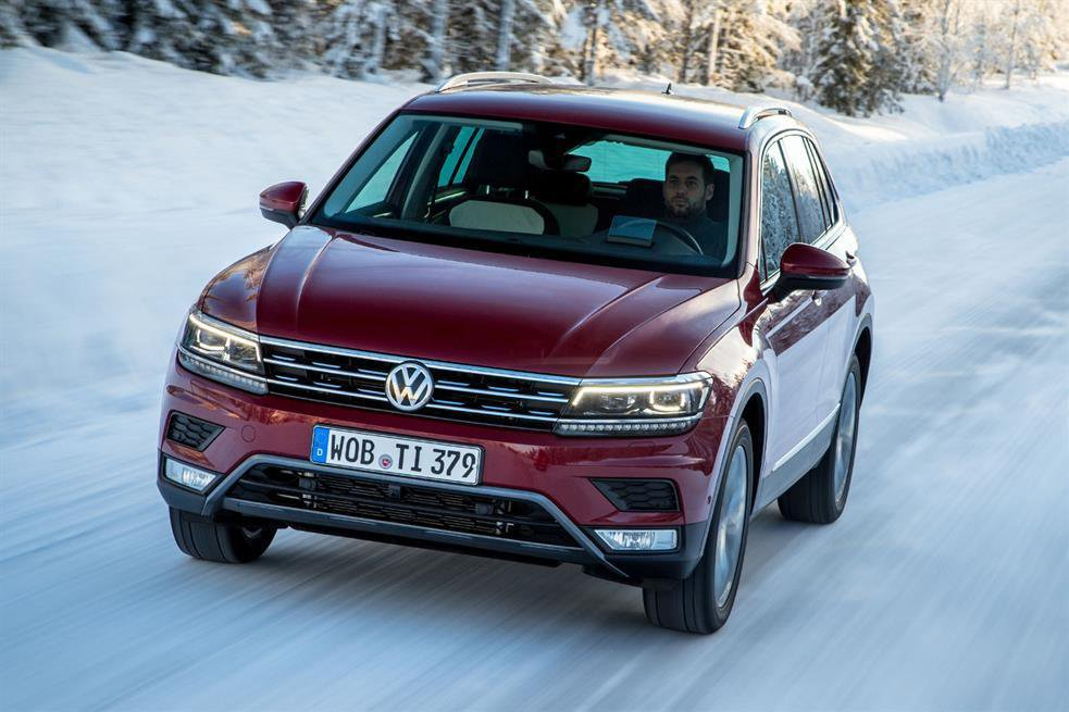 2016 VW Tiguan 2.0 TDI 150 review