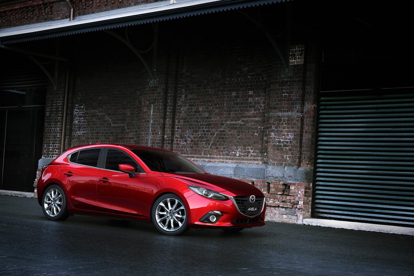 2014 Mazda 3 gets brand's first hybrid