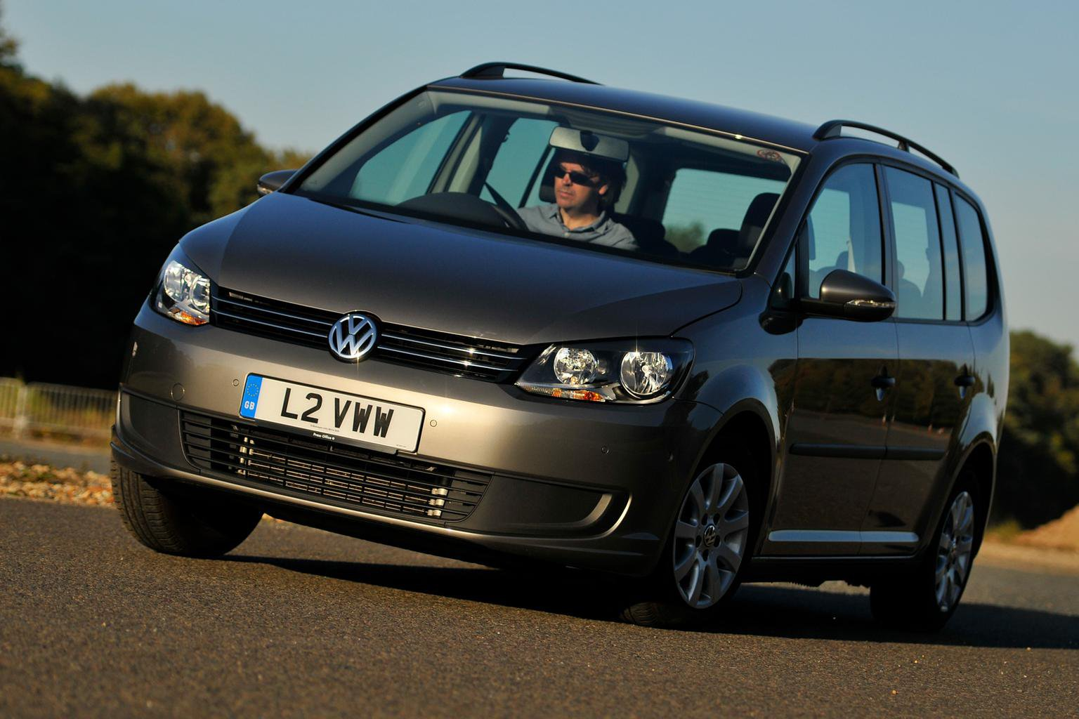 Deal of the day: Volkswagen Touran