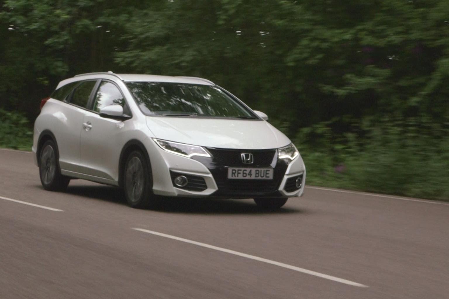 Promoted: Honda Civic Tourer - standard extras to make life easier