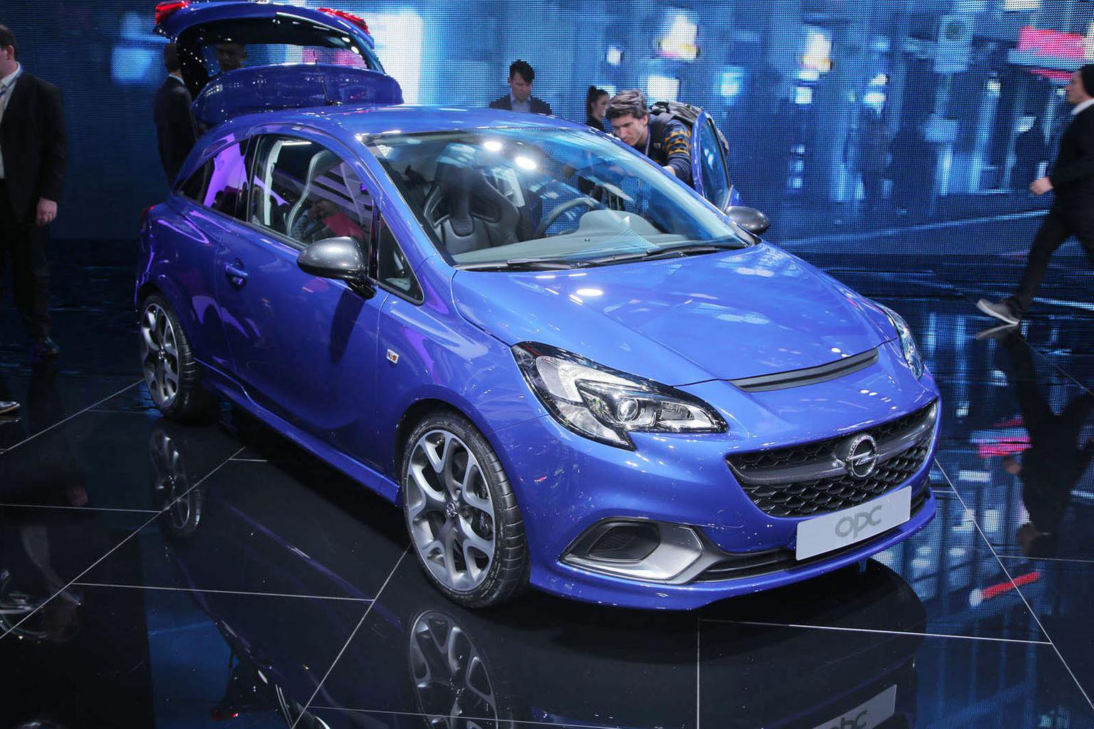 2015 Vauxhall Corsa VXR revealed - pricing, specification and engines