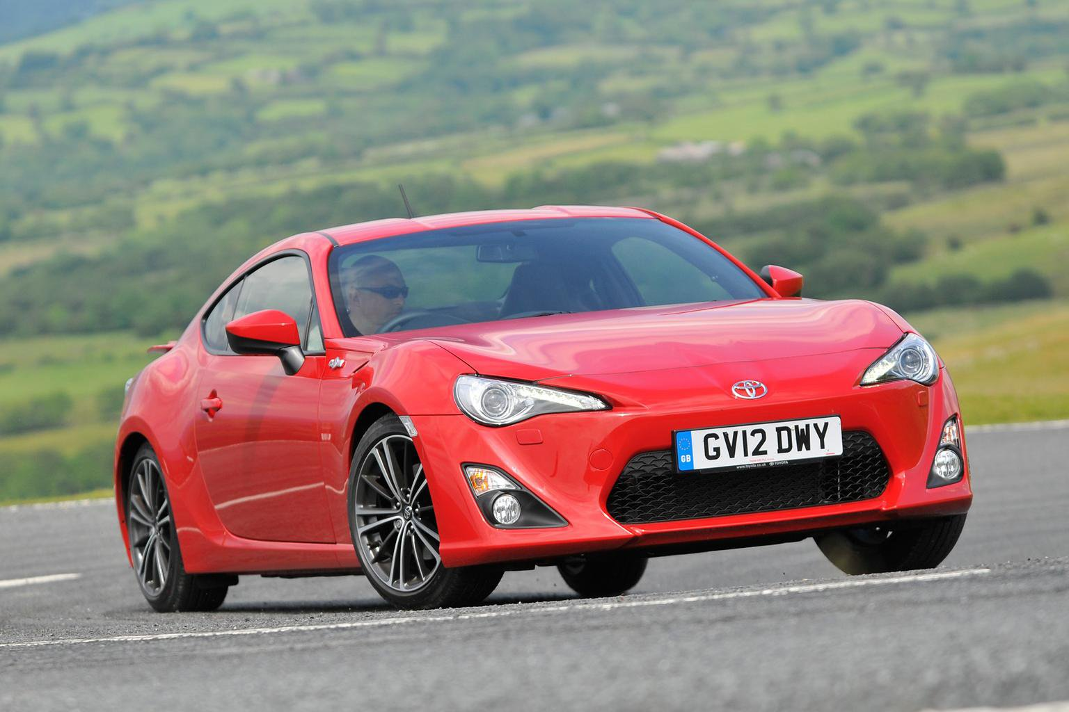 Deal of the day: Toyota GT86