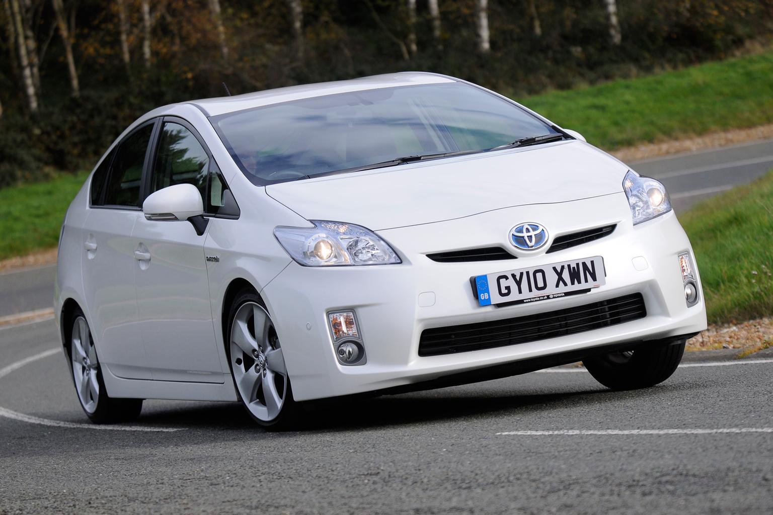 Used cars of the week: hybrids priced from 8k