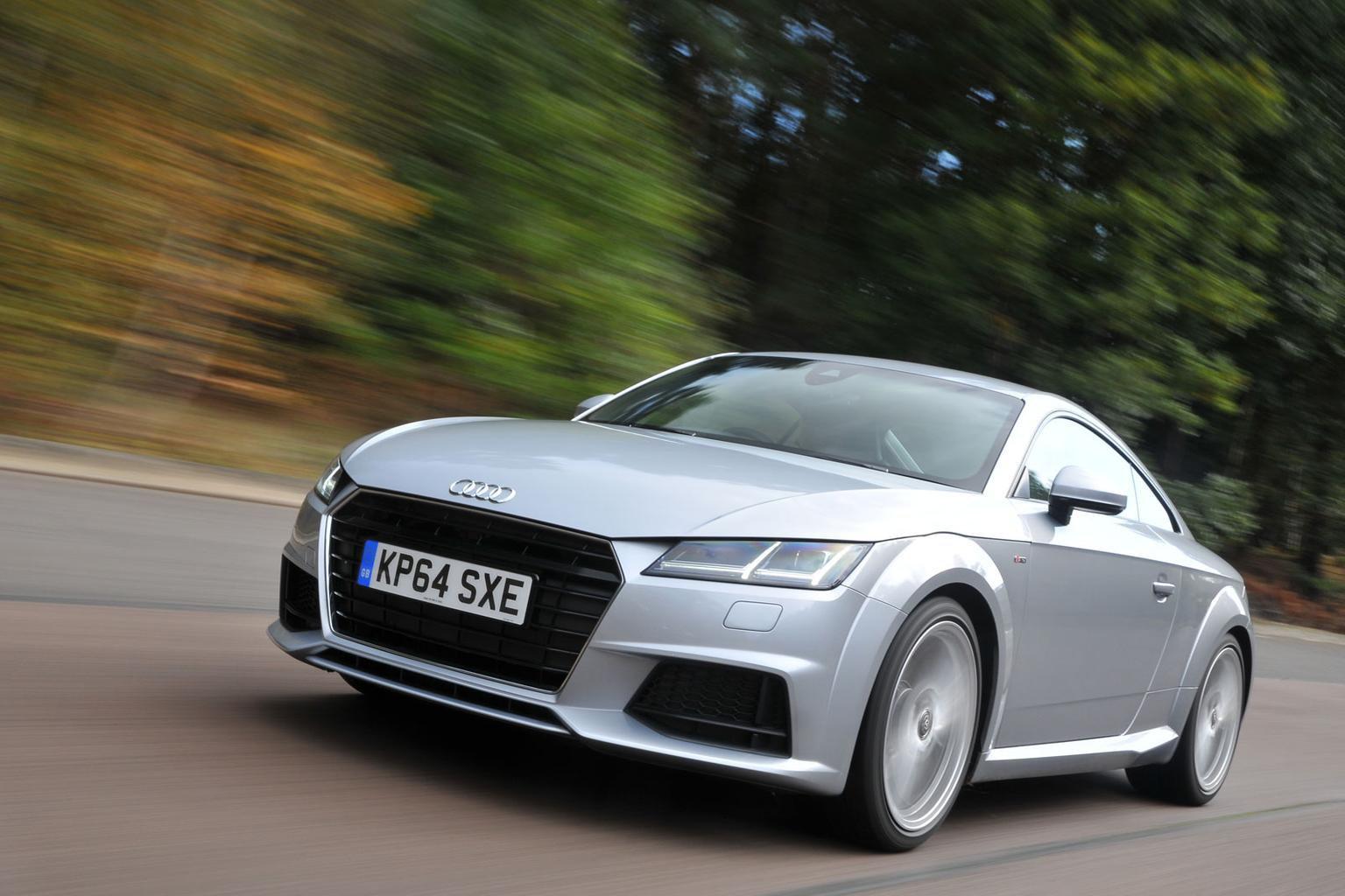 2015 Audi TT 2.0 TFSI review