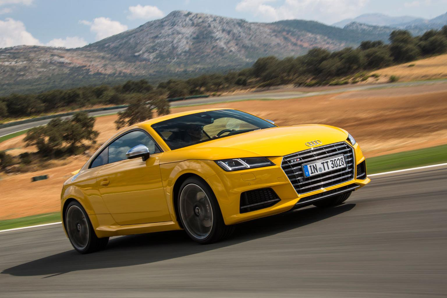 2014 Audi TTS review