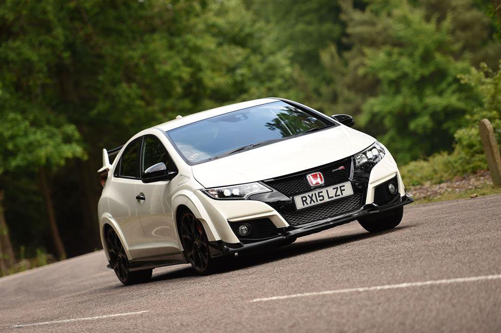 Deal of the day: Honda Civic Type R