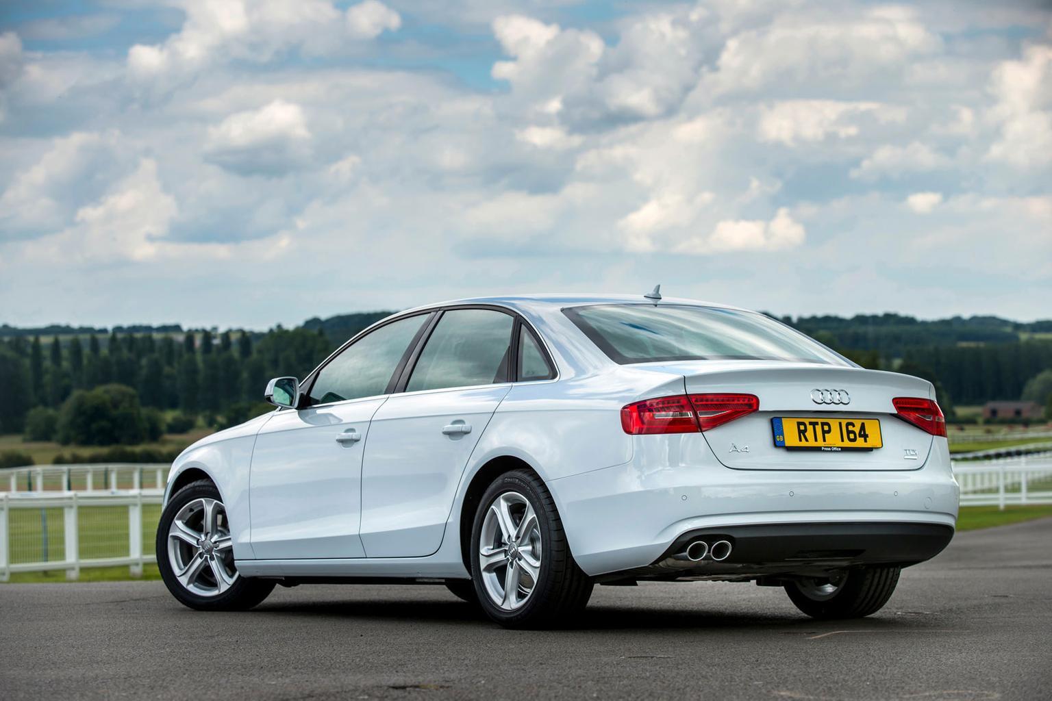 2014 Audi A4 2.0 TDI Ultra review