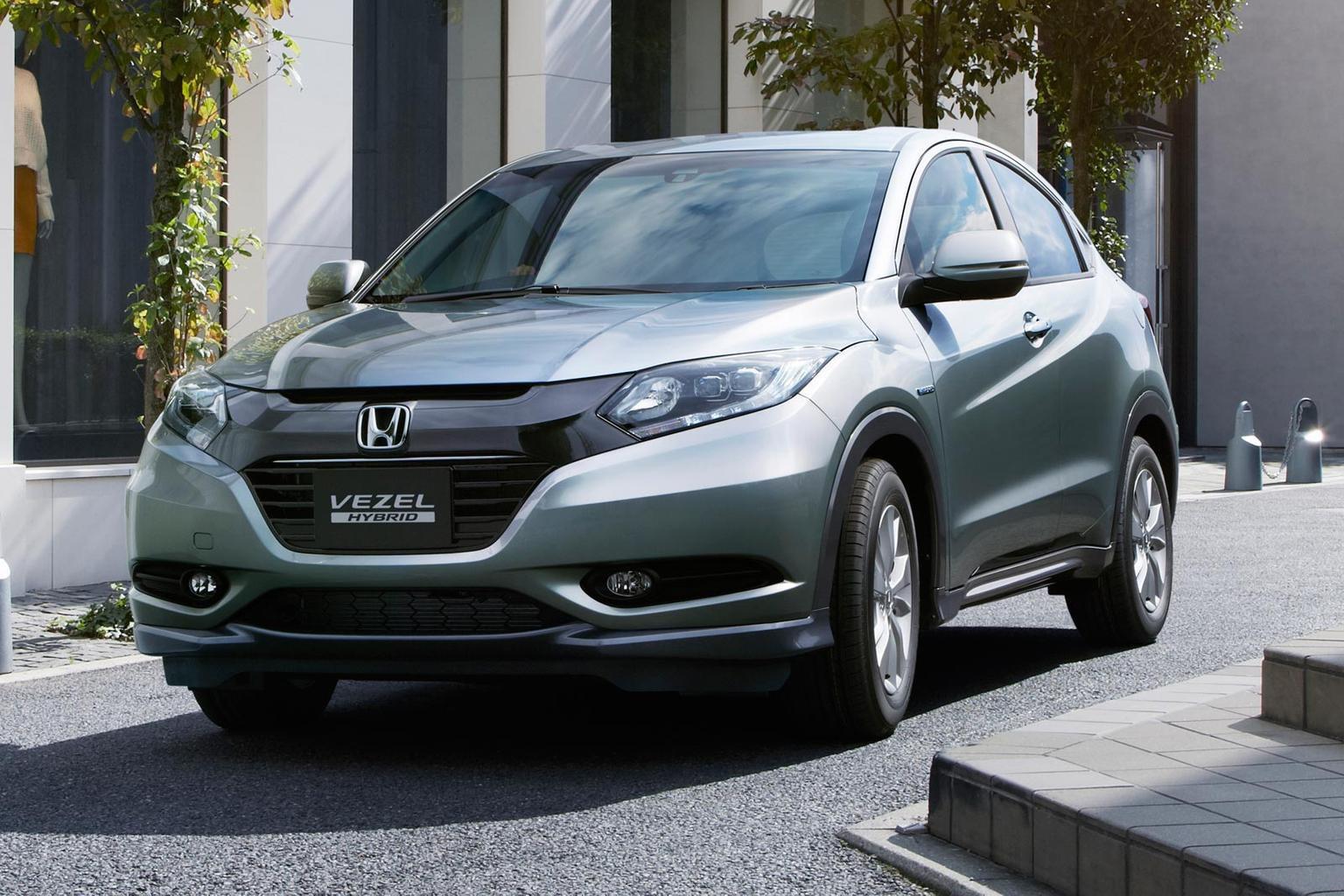 Honda launches Juke rival in Tokyo