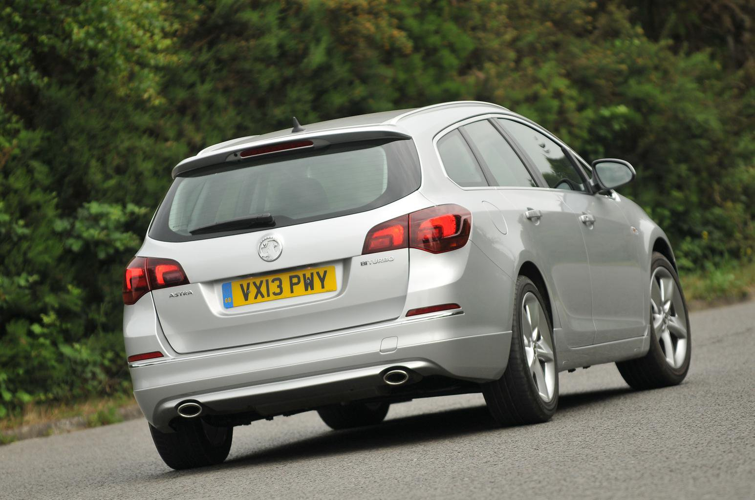 New Vauxhall Astra to be launched in 2015