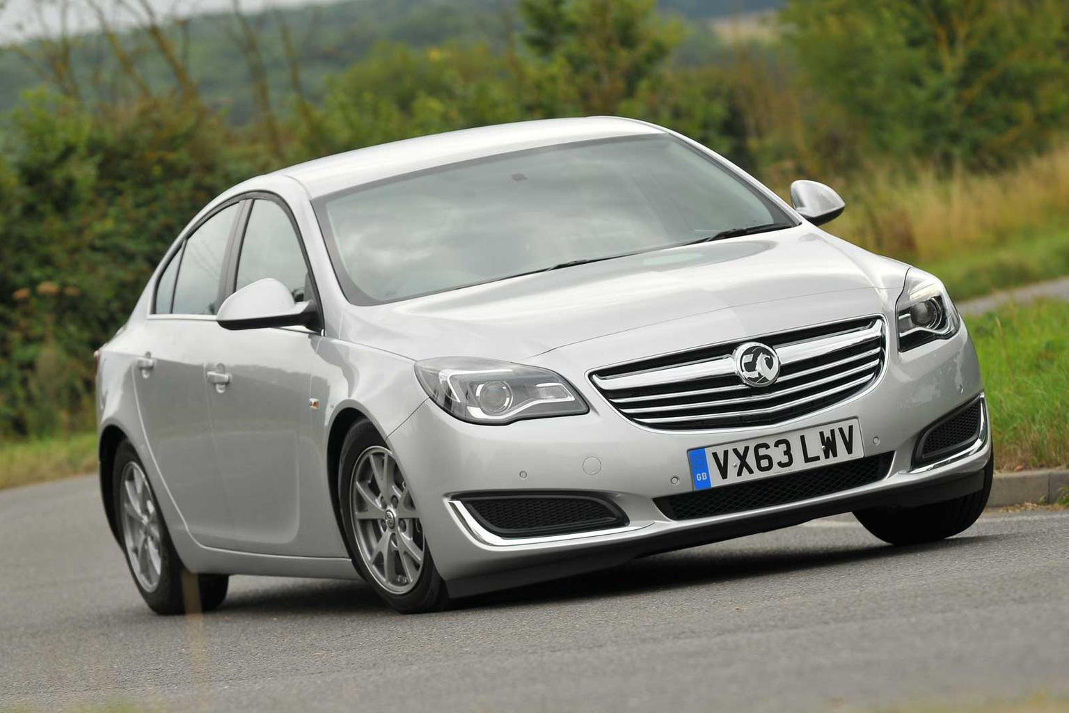 2013 Vauxhall Insignia review | What Car?