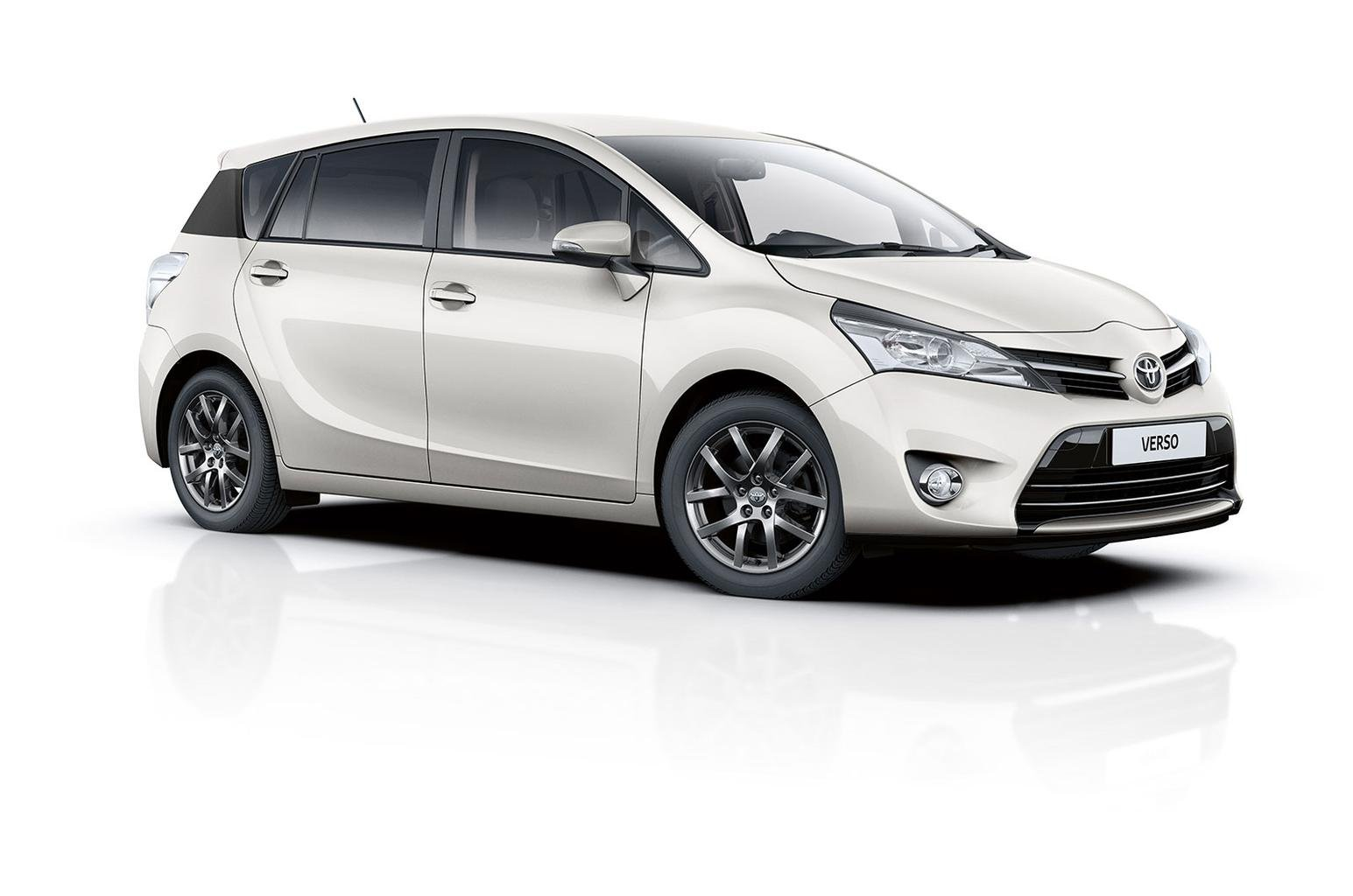 2015 Toyota Verso gets trim and engine upgrades