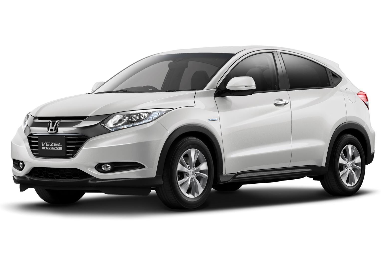 Honda Urban SUV revealed at Tokyo