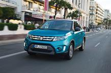 2015 Suzuki Vitara 1.6 DDiS UK review