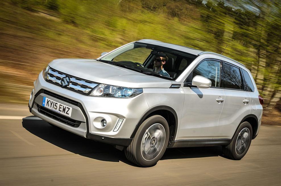 2015 Suzuki Vitara 1.6 review
