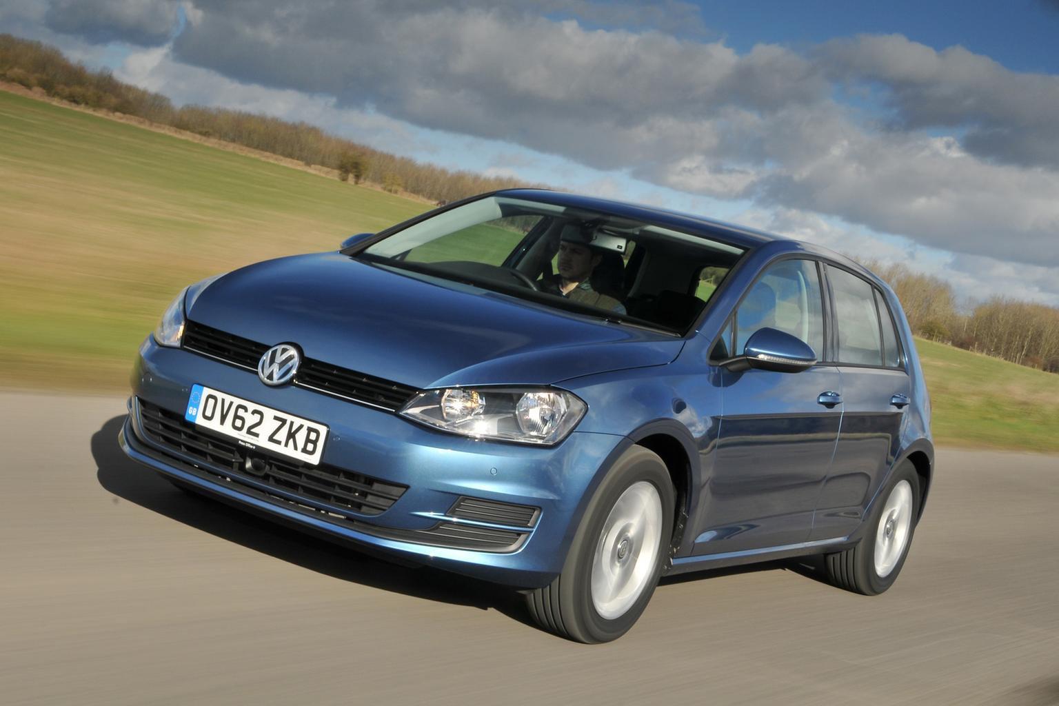 Volkswagen Golf vs Volkswagen Passat