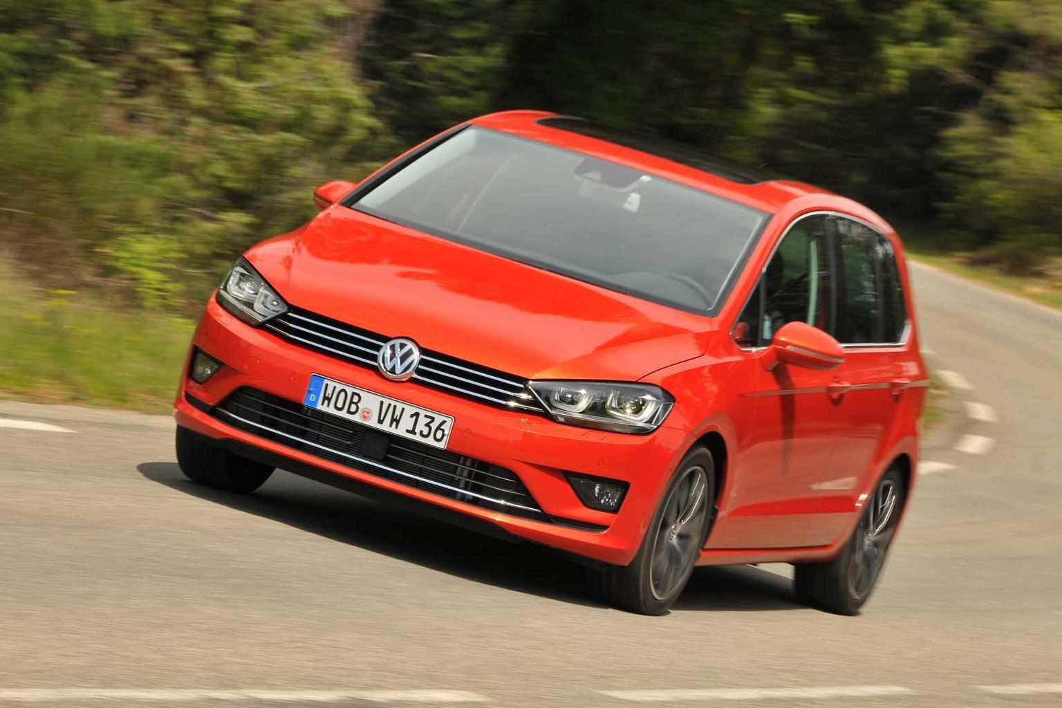 Discounts on new Volkswagen Golf SV