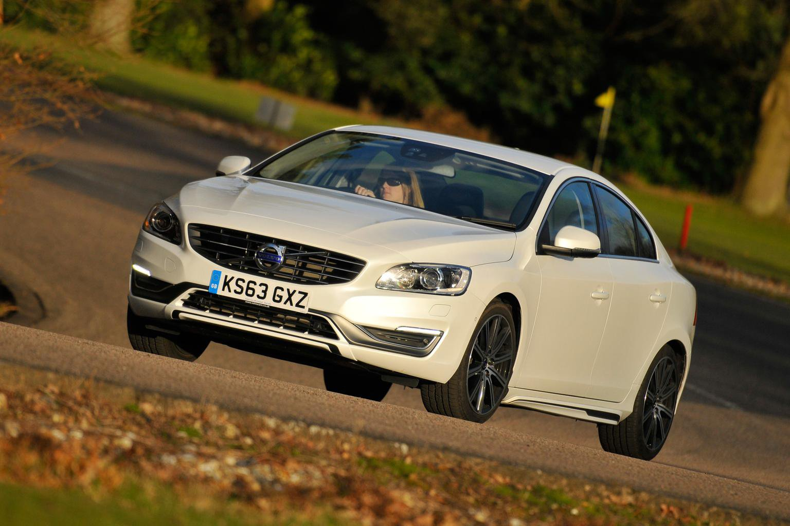 2014 Volvo S60 D4 review