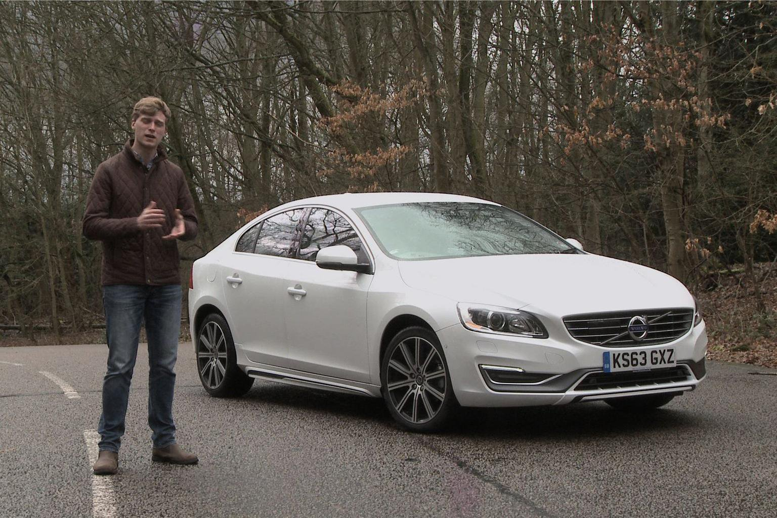 Video review: Volvo S60