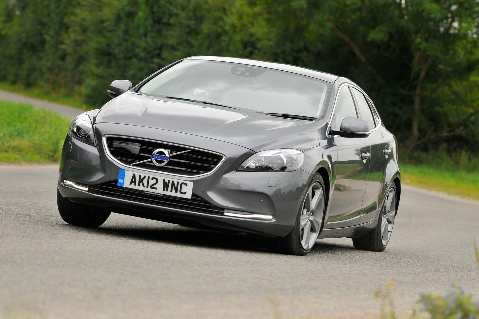 Volvo rules out cars smaller than V40