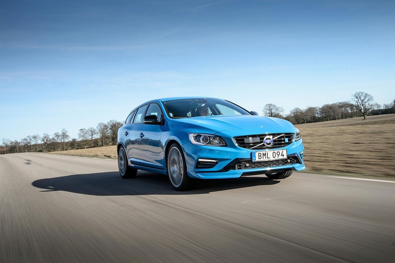 2014 Volvo V60 Polestar review