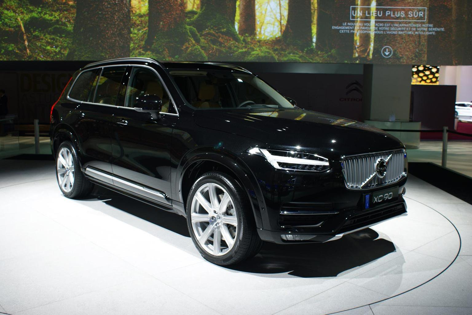 Be the first to see the all-new Volvo XC90