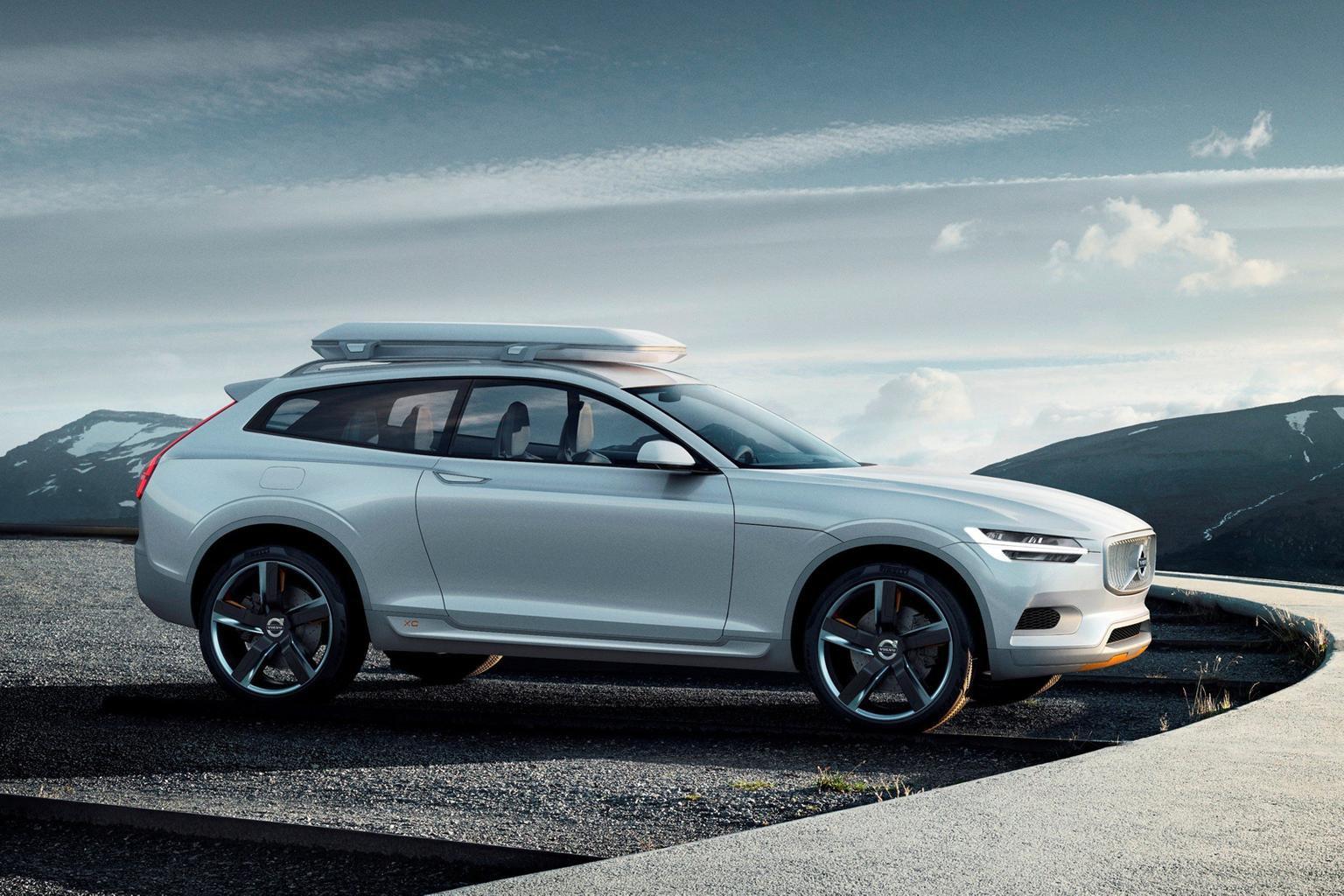 2015 Volvo XC90 hybrid will beat 100mpg