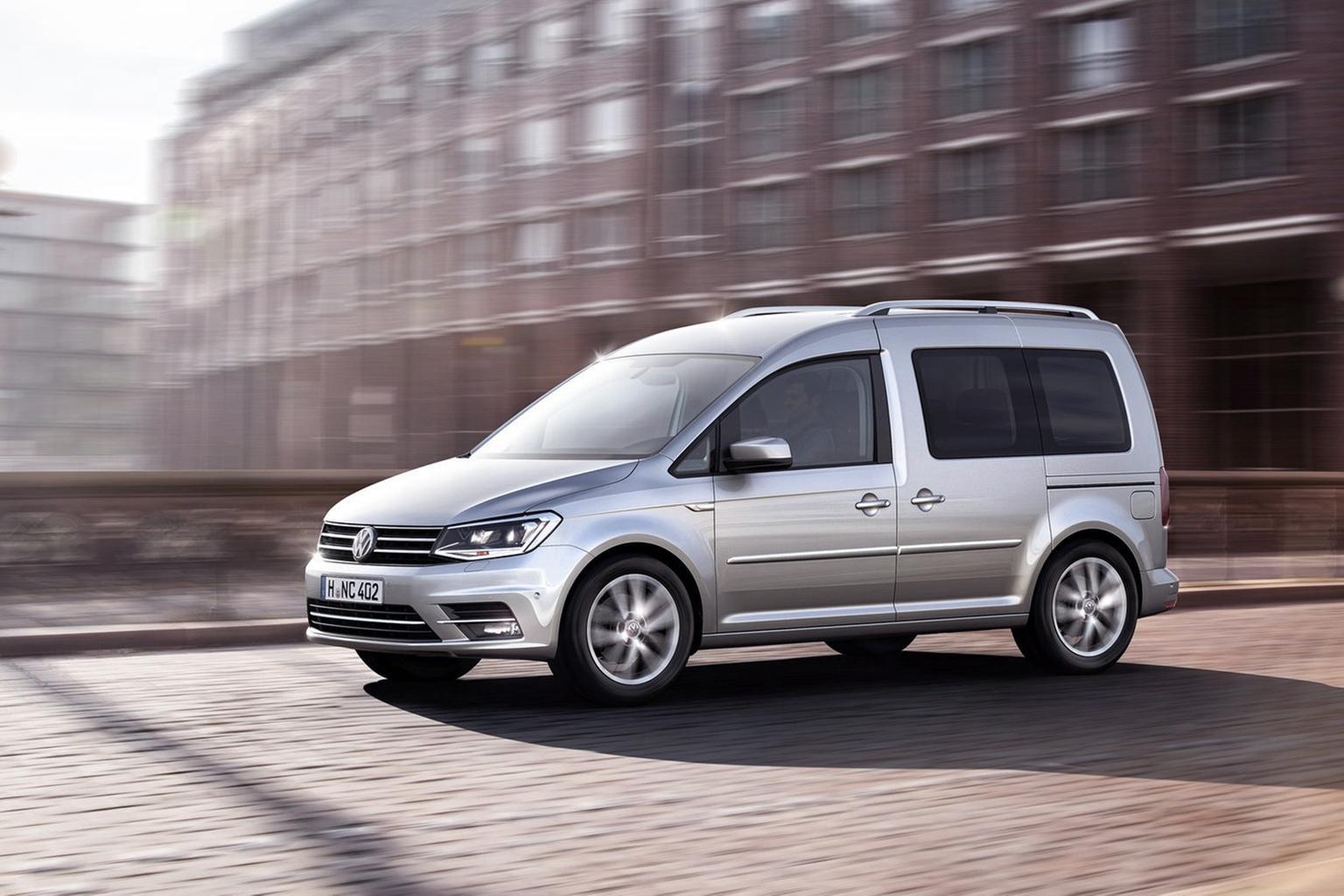 2015 Volkswagen Caddy Life 2.0 TDI review