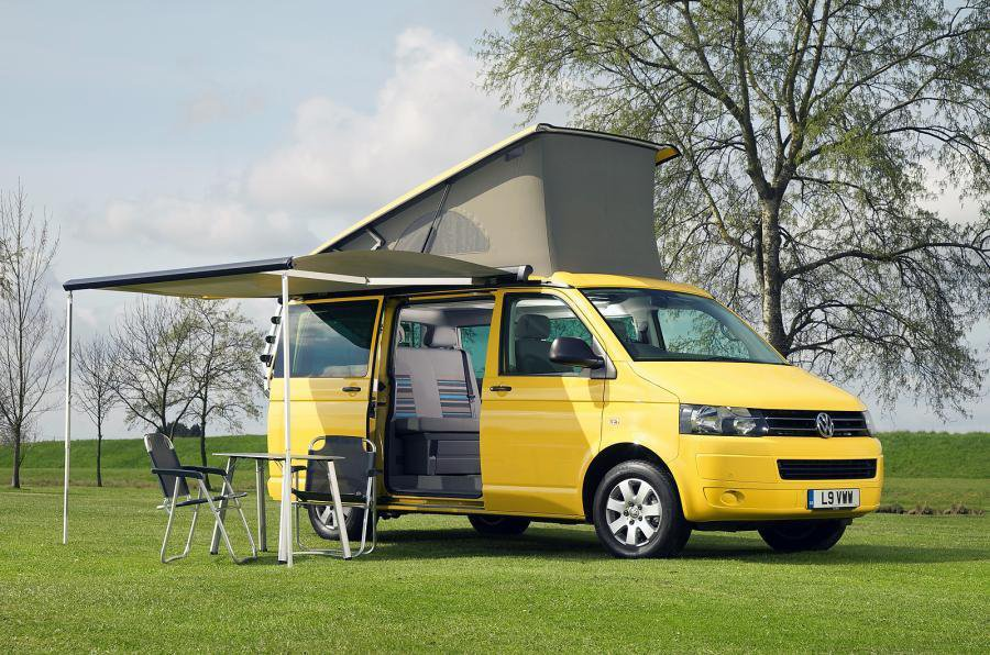 Deal of the Day: Volkswagen California