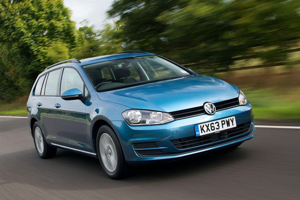 Deal of the Day: Volkswagen Golf Estate