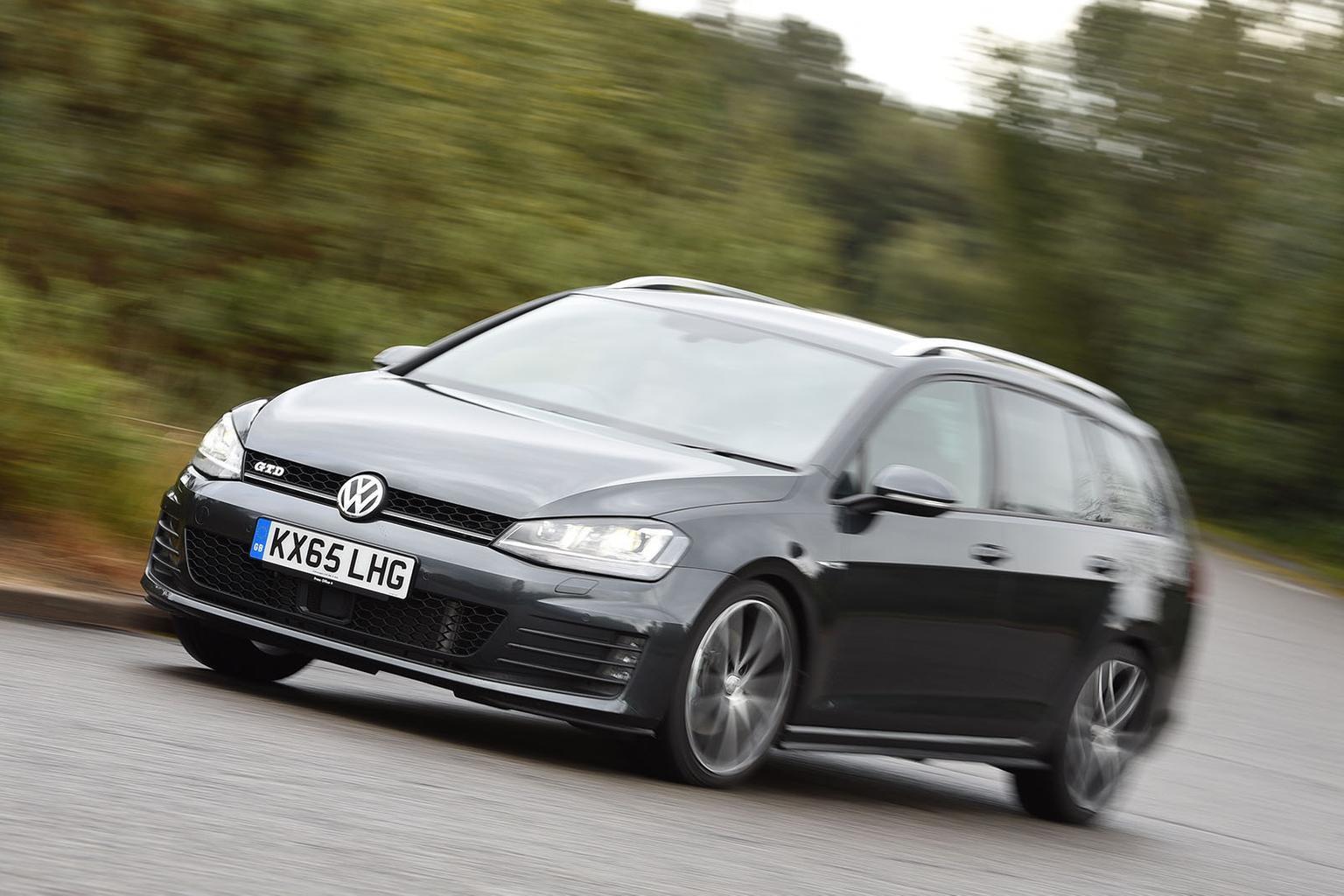 2015 Volkswagen Golf GTD Estate review