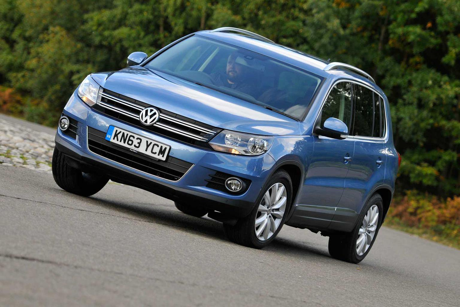 Deal of the day: Volkswagen Tiguan