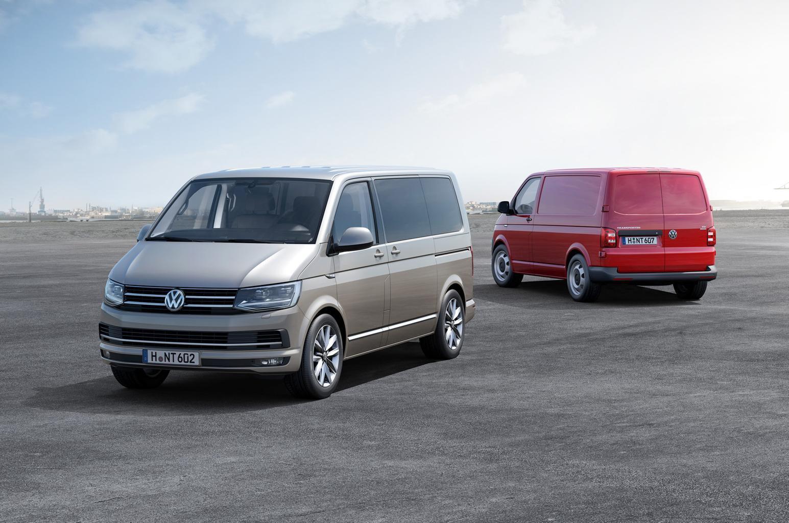 2015 Volkswagen Caravelle review