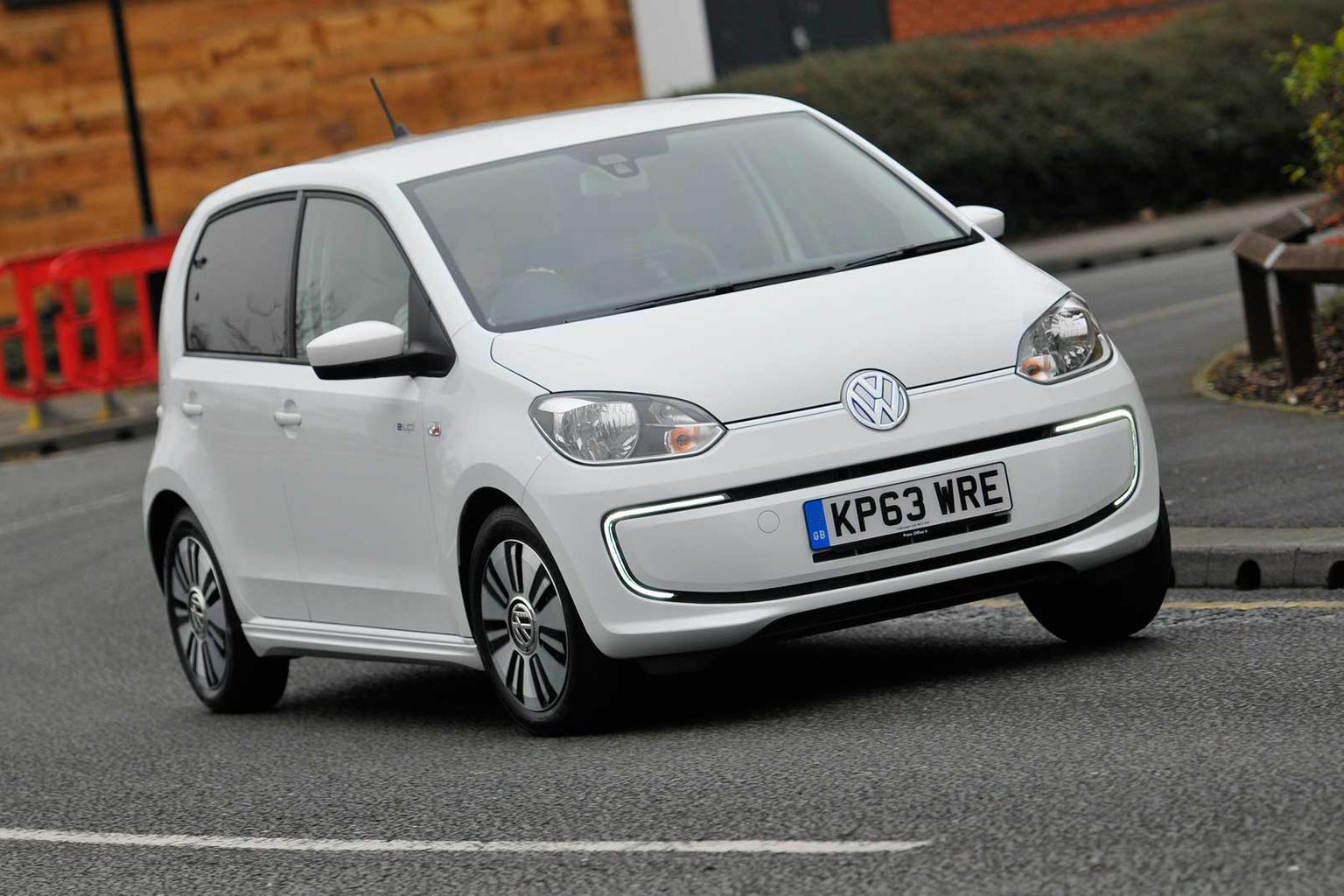 2014 VW e-Up review