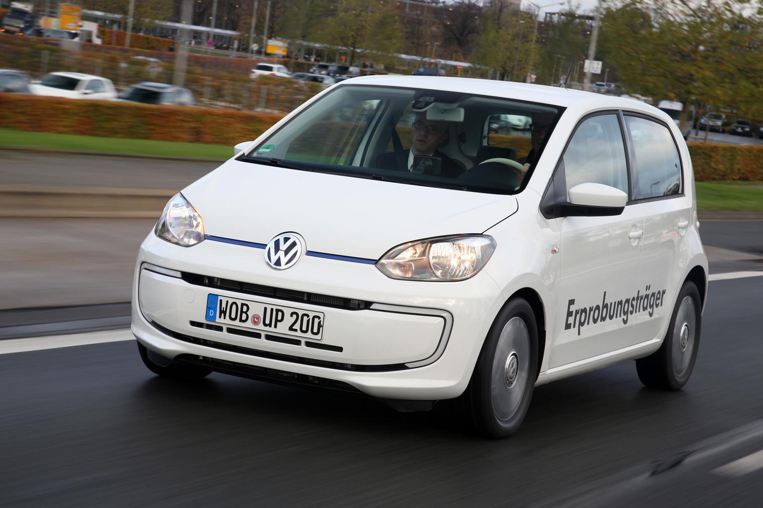 Volkswagen Twin Up review