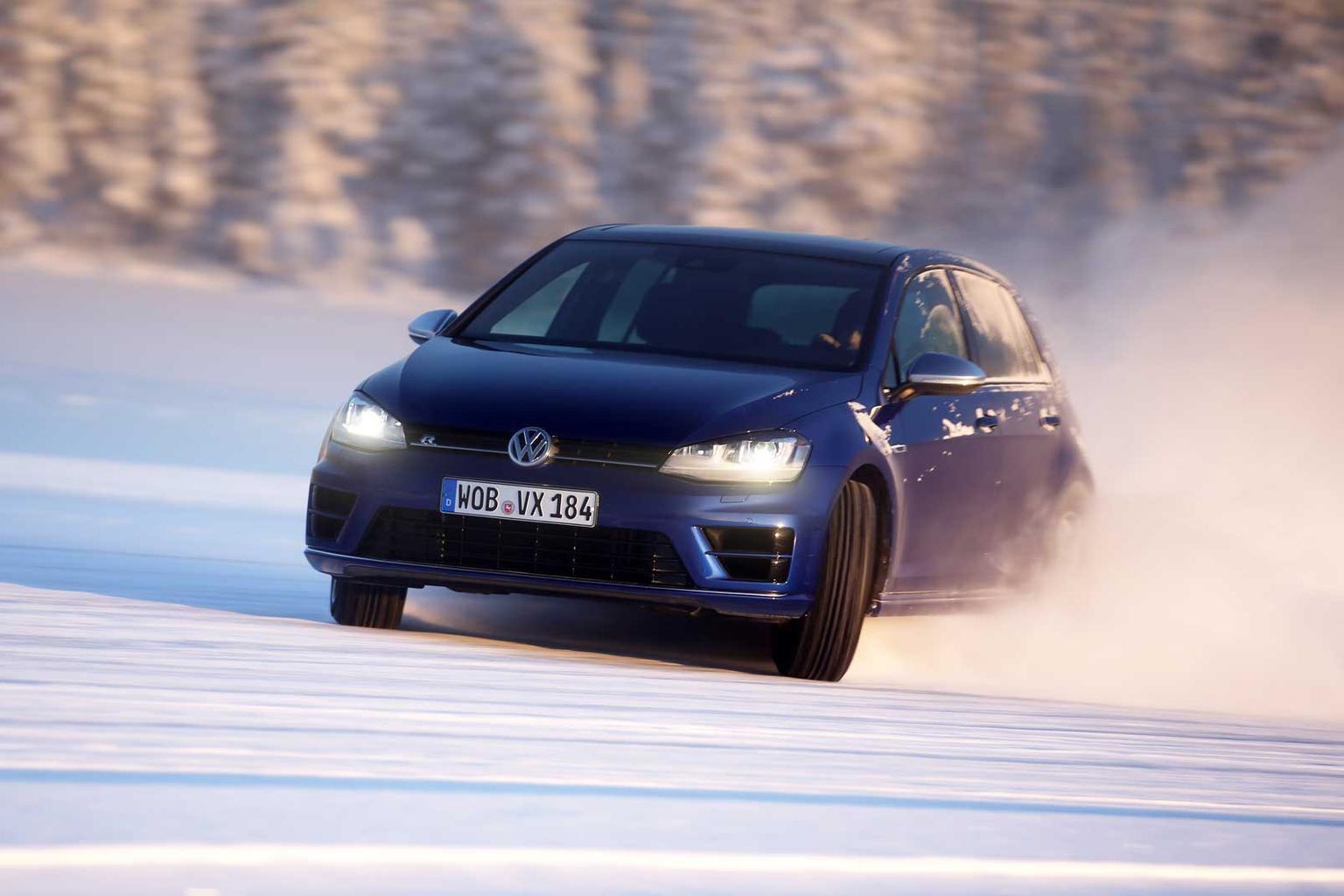 More hot Volkswagen R models planned