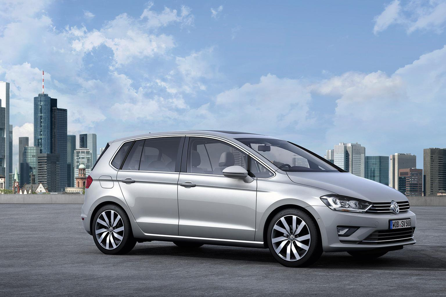 Volkswagen Golf SV - all you need to know