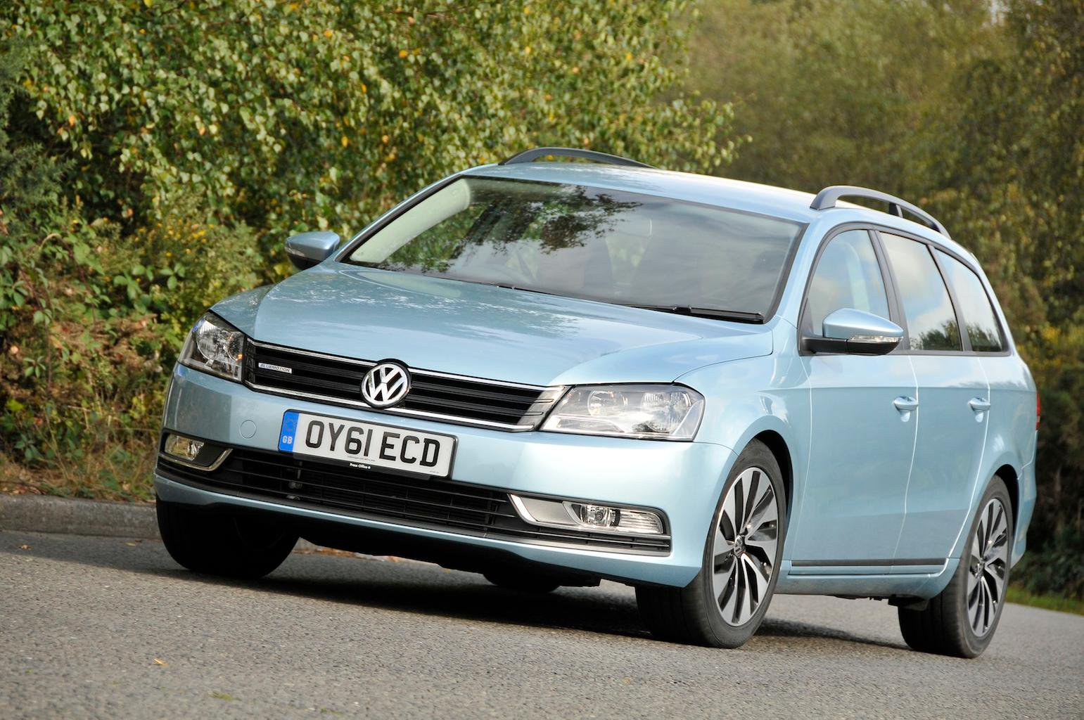 Used car of the week: Volkswagen Passat Estate