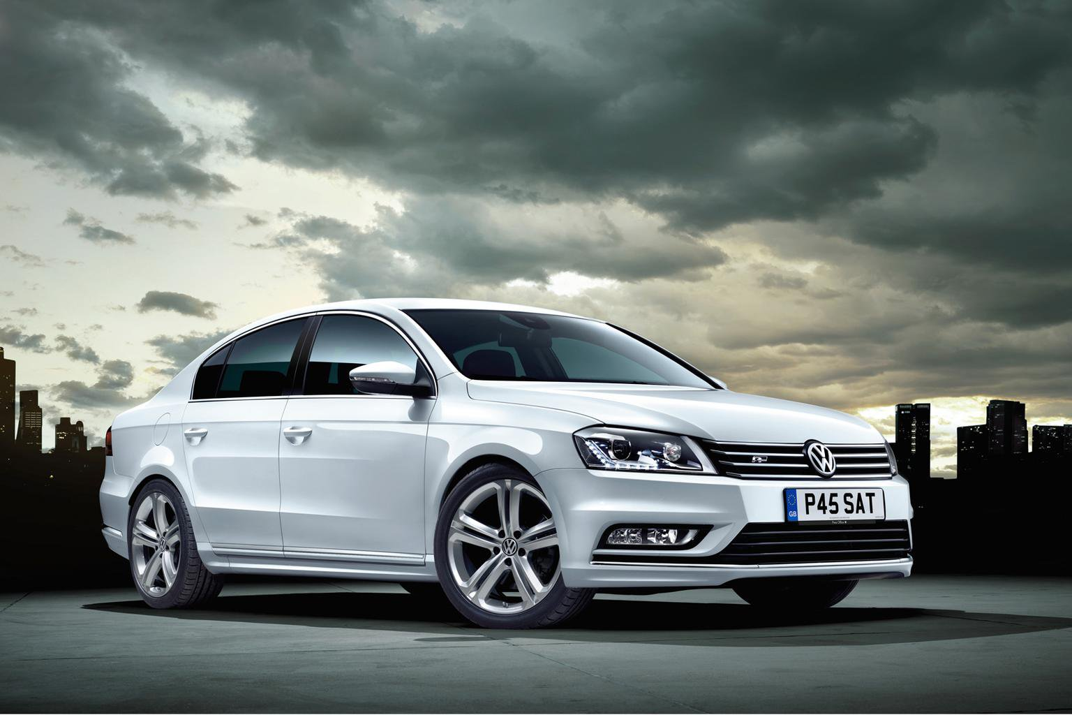 2014 Volkswagen Passat to set new safety standards
