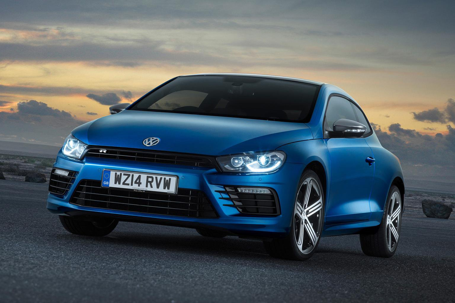 Deal of the day: Face-lifted Volkswagen Scirocco