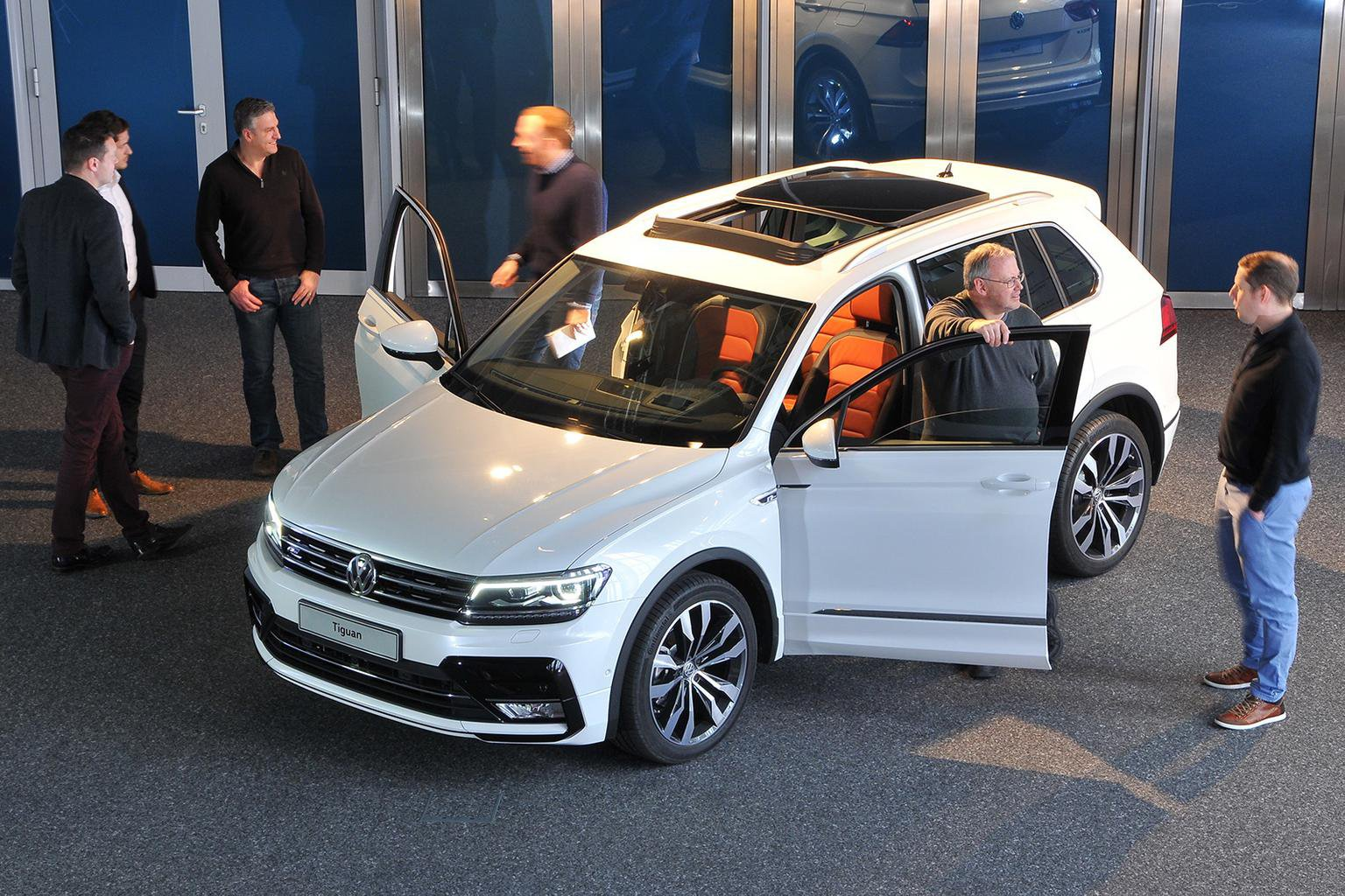New VW Tiguan - What Car? Reader Test Team review