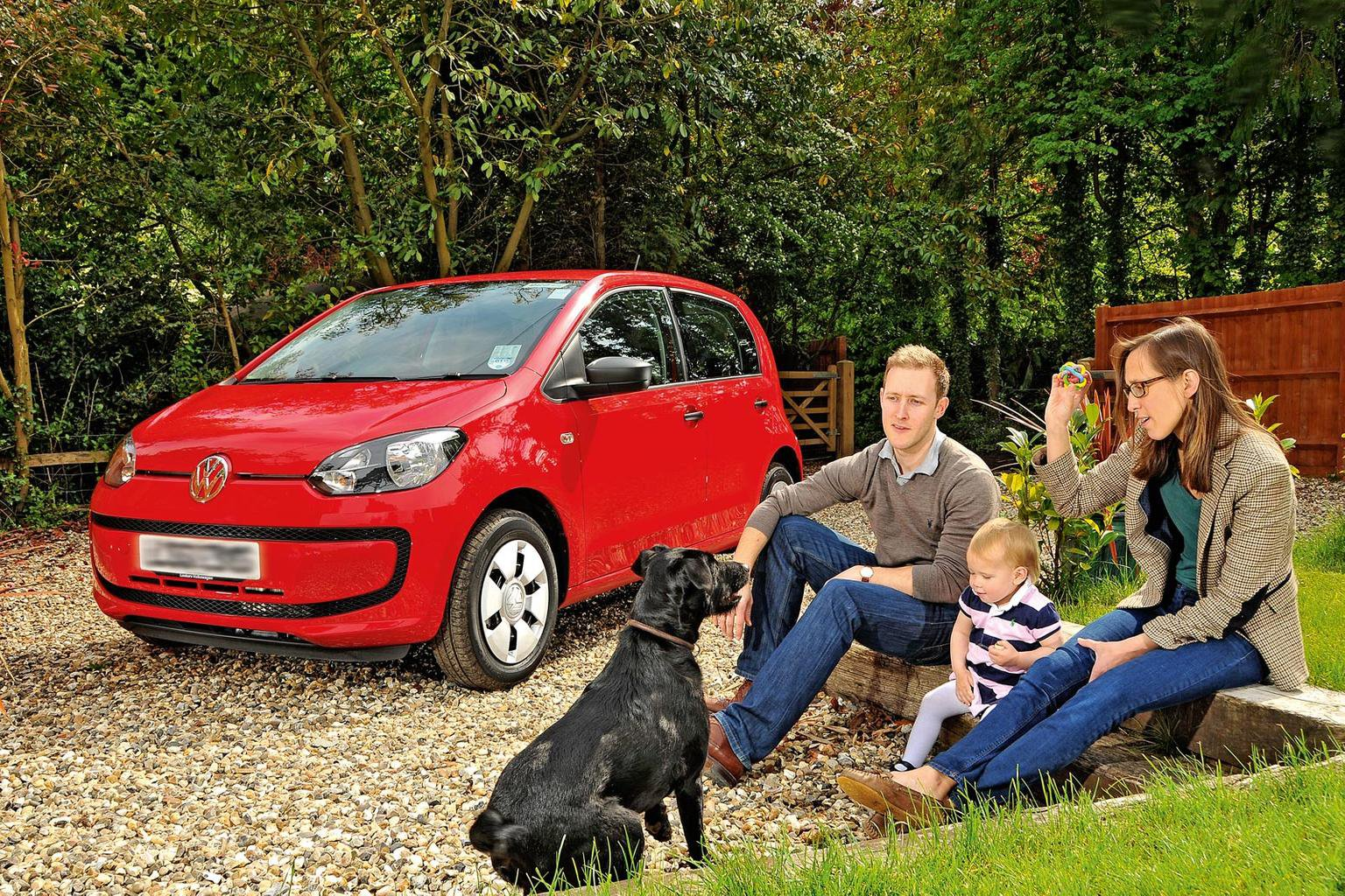 2014 JD Power survey: Volkswagen Up is big winner