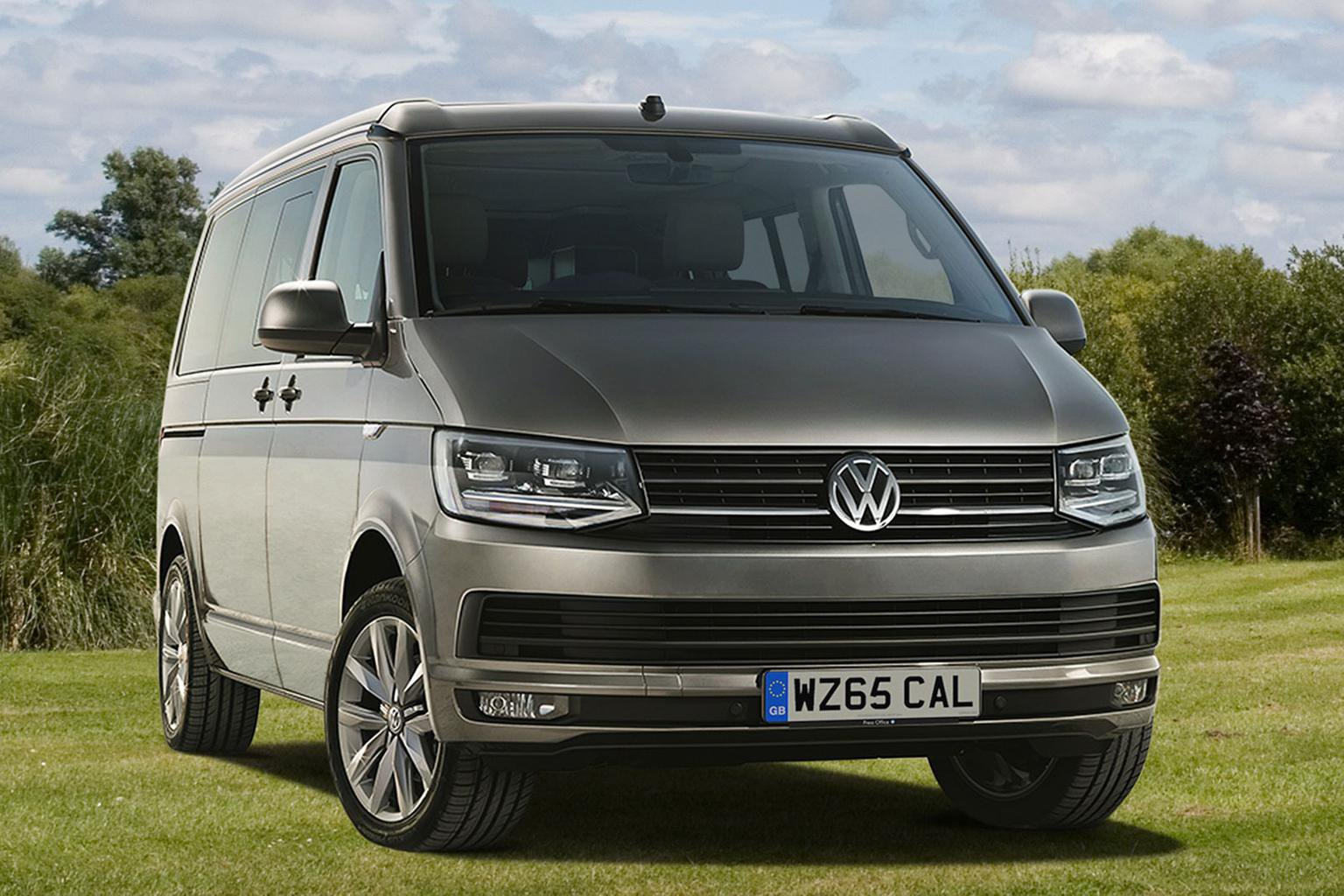 2015 Volkswagen California - Pricing, specs, engines